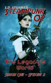 The Legacy's World av Steve Dewinter og S D Stuart (Heftet)