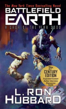 Battlefield Earth av L. Ron Hubbard (Heftet)