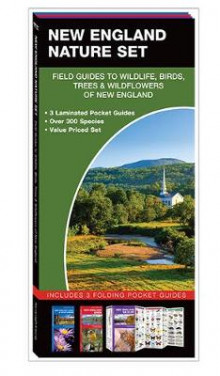 New England Nature Set av James Kavanagh og Waterford Press (Eske)
