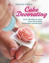 Omslag - All-In-One Guide to Cake Decorating