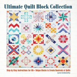 Omslag - Ultimate Quilt Block Collection