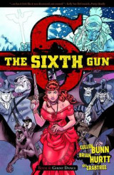 Omslag - The Sixth Gun Volume 6: Ghost Dance