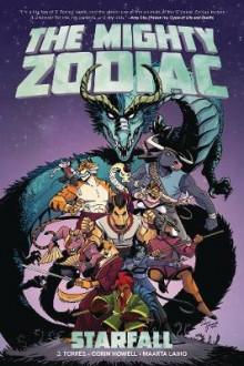 The Mighty Zodiac: Volume 1 av J. Torres (Heftet)