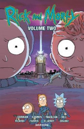 Rick and Morty Volume 2 av Zac Gorman (Heftet)