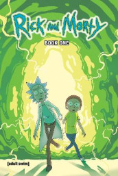 Rick and Morty Book One, Volume 1 av Zac Gorman (Innbundet)
