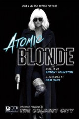 Omslag - The Atomic Blonde: The Coldest City