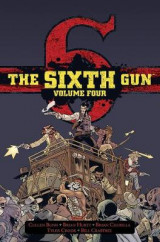 Omslag - The Sixth Gun Hardcover Volume Four