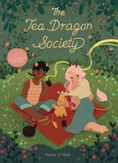 The Tea Dragon Society av Katie O'Neill (Innbundet)
