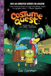 Costume Quest av Zac Gorman (Heftet)