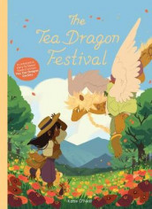 The Tea Dragon Festival av Katie O'Neill (Innbundet)