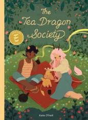 The Tea Dragon Society av Katie O'Neill (Heftet)