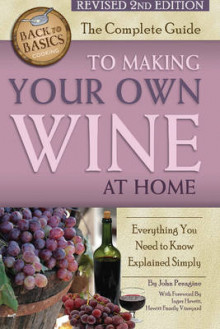 The Complete Guide to Making Your Own Wine at Home av Peragine (Heftet)