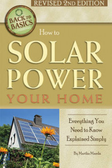 How to Solar Power Your Home av Martha Maeda (Heftet)