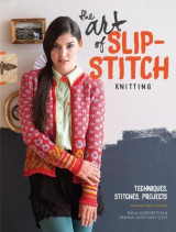 Omslag - The Art of Slip-Stitch Knitting