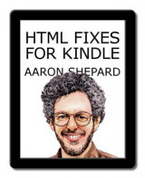 Omslag - HTML Fixes for Kindle