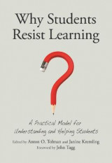 Omslag - Why Students Resist Learning