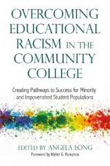 Omslag - Overcoming Educational Racism in the Community College