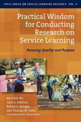 Omslag - Practical Wisdom for Conducting Research on Service Learning