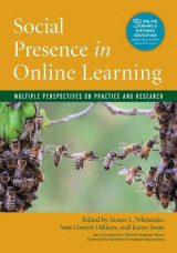 Omslag - Social Presence in Online Learning