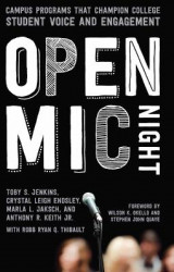 Omslag - The Open Mic Night
