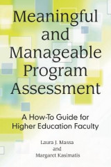 Omslag - Meaningful and Manageable Program Assessment