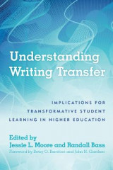 Omslag - Understanding Writing Transfer