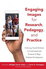 Omslag - Engaging Images for Research, Pedagogy, and Practice