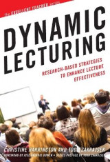 Omslag - Dynamic Lecturing