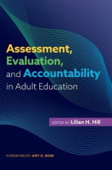 Omslag - Assessment, Evaluation, and Accountability in Adult Education