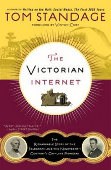 The Victorian Internet av Tom Standage (Heftet)