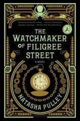 Omslag - The Watchmaker of Filigree Street