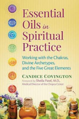 Omslag - Essential Oils in Spiritual Practice