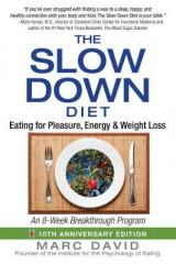 Omslag - The Slow Down Diet