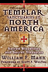 Omslag - Templar Sanctuaries in North America