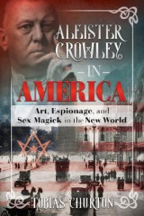 Omslag - Aleister Crowley in America