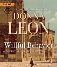 Willful Behavior av Donna Leon (Lydbok-CD)