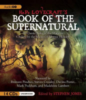 H.P. Lovecraft's Book of the Supernatural av H P Lovecraft (Lydbok-CD)