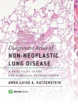 Omslag - Diagnostic Atlas of Non-Neoplastic Lung Disease