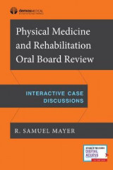 Omslag - Physical Medicine and Rehabilitation Oral Board Exam Review