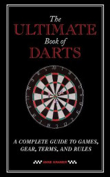 Omslag - The Ultimate Book of Darts