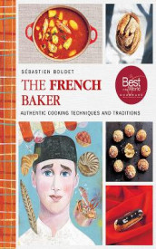 The French Baker av Sebastien Boudet (Innbundet)