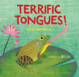 Omslag - Terrific Tongues!