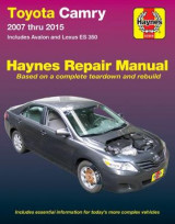 Omslag - Toyota Camry, Avalon, Lexus ES350 Automotive Repair Manual
