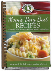 Mom's Very Best Recipes av Gooseberry Patch (Innbundet)