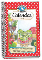 Omslag - 2018 Gooseberry Patch Appointment Calendar