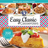 Omslag - Easy Classic Casseroles
