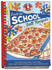 Back-To-School Fall Recipes av Gooseberry Patch (Innbundet)