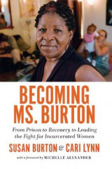Omslag - Becoming Ms. Burton