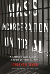 Omslag - Mass Incarceration on Trial