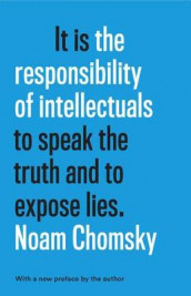 The Responsibility Of Intellectuals av Noam Chomsky (Innbundet)